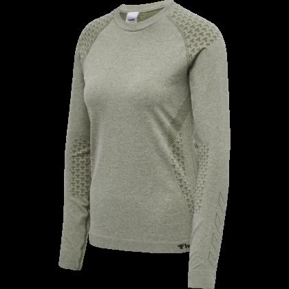 Ci Seamless T-Shirt L/S-39224