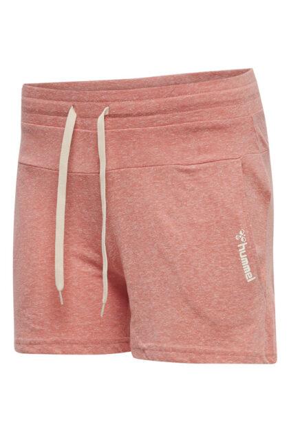 Zandra shorts 3tshop hummel pink rosa loungewear dame