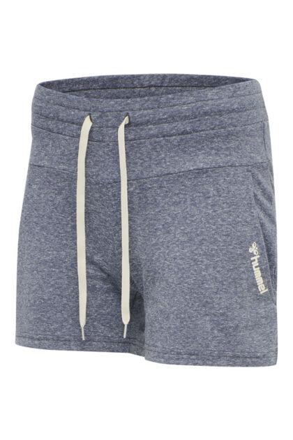 Zandra shorts 3tshop hummel blå loungewear dame