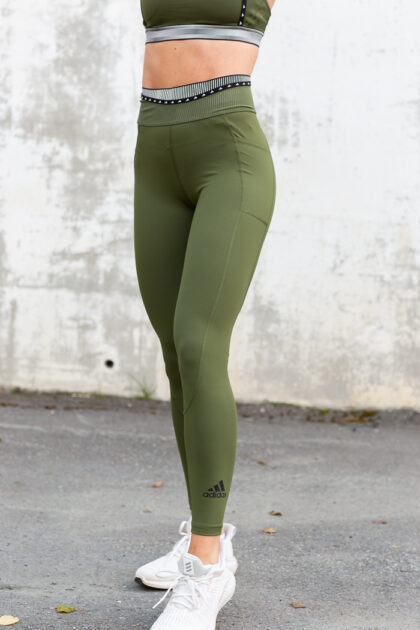 Techfit Badge of Sport Long Tights-39031