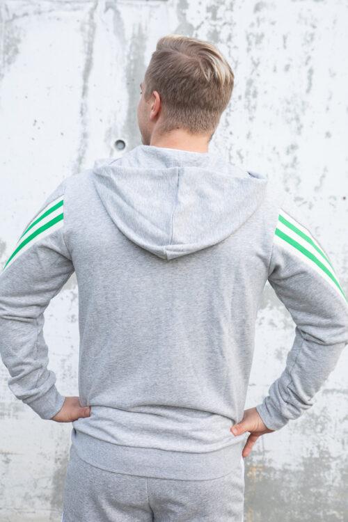 adidas Sportswear 3-Stripes Tape Full-Zip Sweatshirt