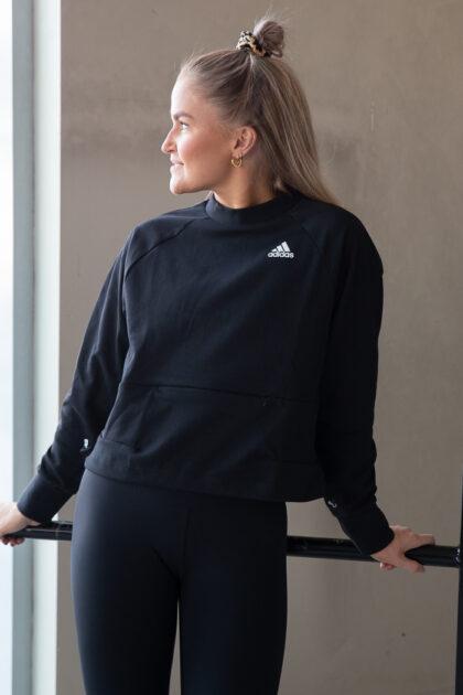 3tshop.no adidas Sportswear Sweatshirt genser