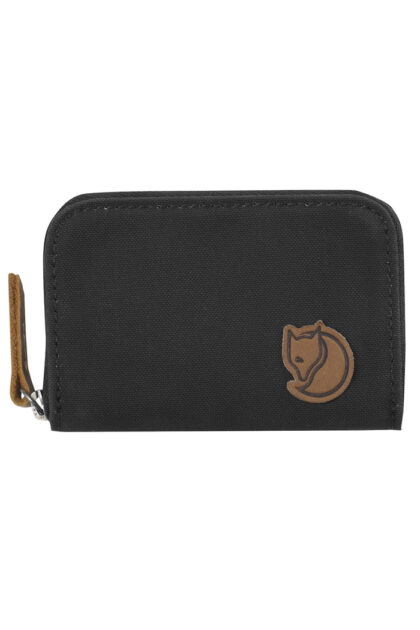 Zip Card Holder - Dark Grey-39531