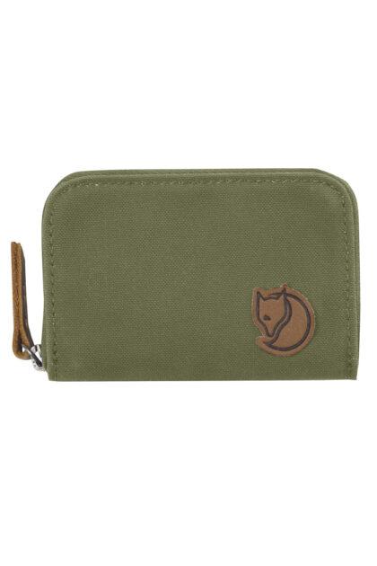 Zip Card Holder - Green-39524