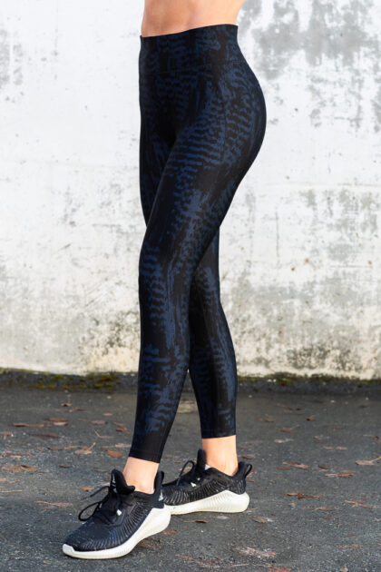 Iconic Printed 7/8 Tights-36944