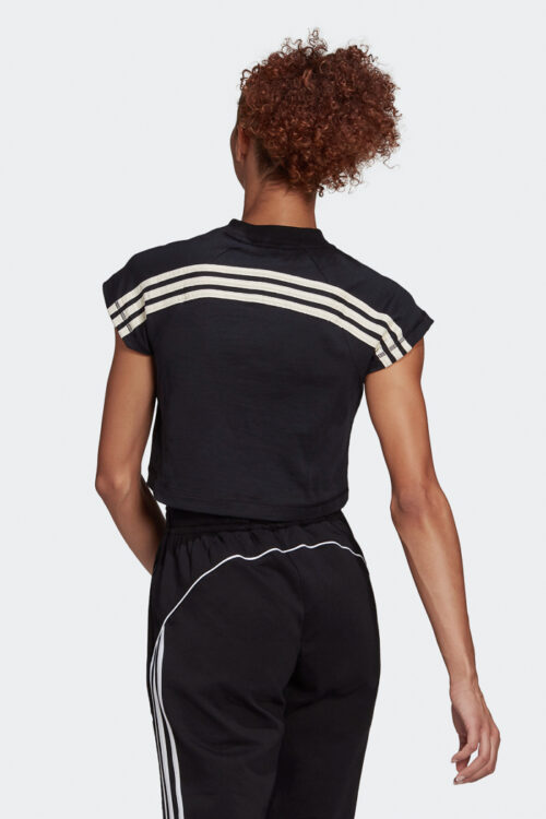 adidas Sportswear Recycled Cotton Crop Top-37791