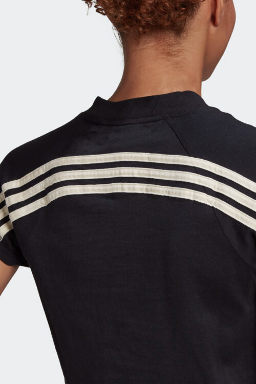 adidas Sportswear Recycled Cotton Crop Top-37797
