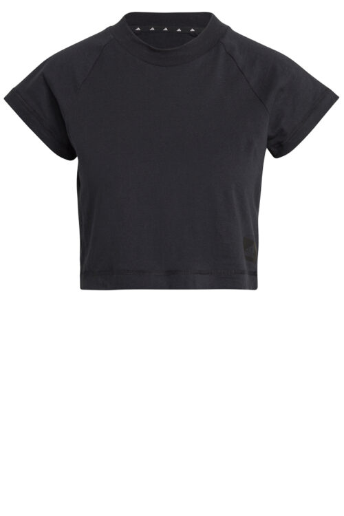 adidas Sportswear Recycled Cotton Crop Top-37798