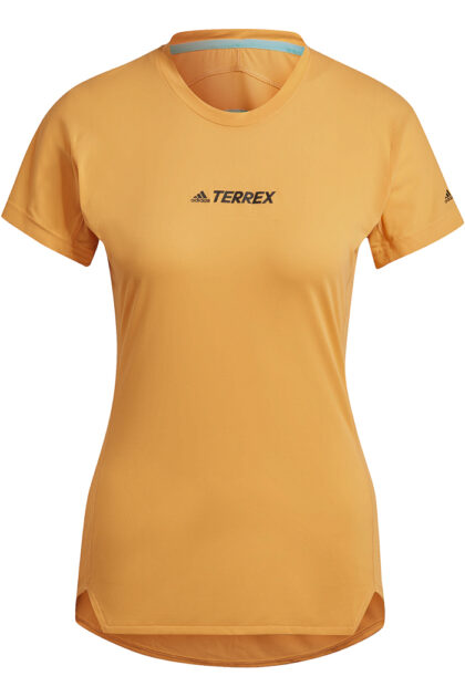 3tshop adidas Terrex Parley Agravic Trail Running All-Around Tee løpeskjorte løpetrening trening dame