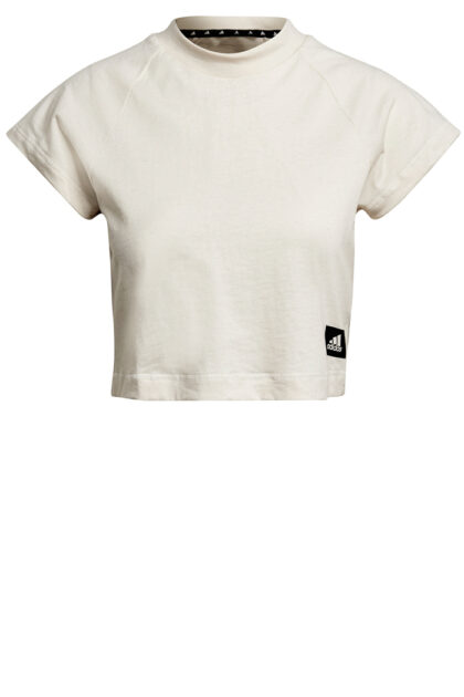 adidas Sportswear Recycled Cotton Crop Top-37719
