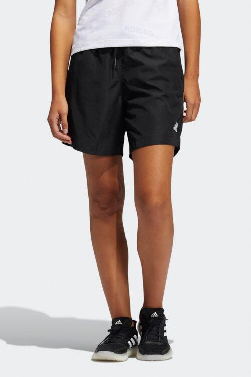Woven Long-Length Shorts-37854