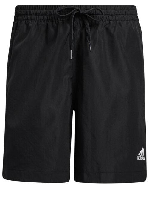 Woven Long-Length Shorts-37857