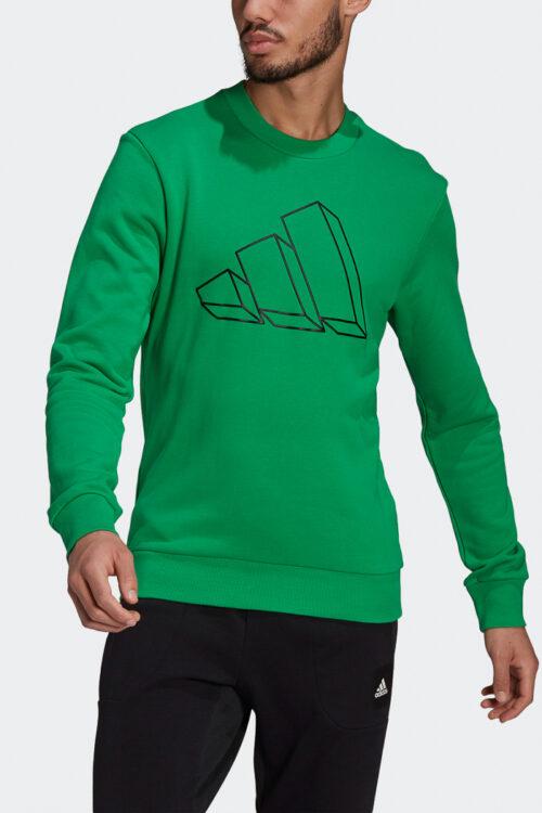 adidas Sportswear Graphic Crew Sweatshirt-37179