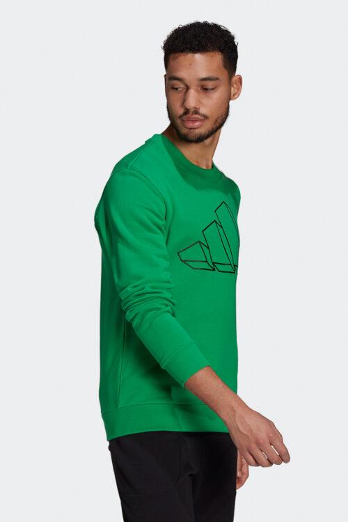 adidas Sportswear Graphic Crew Sweatshirt-37175