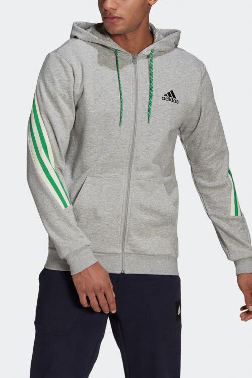 adidas Sportswear 3-Stripes Tape Full-Zip Sweatshirt-37213