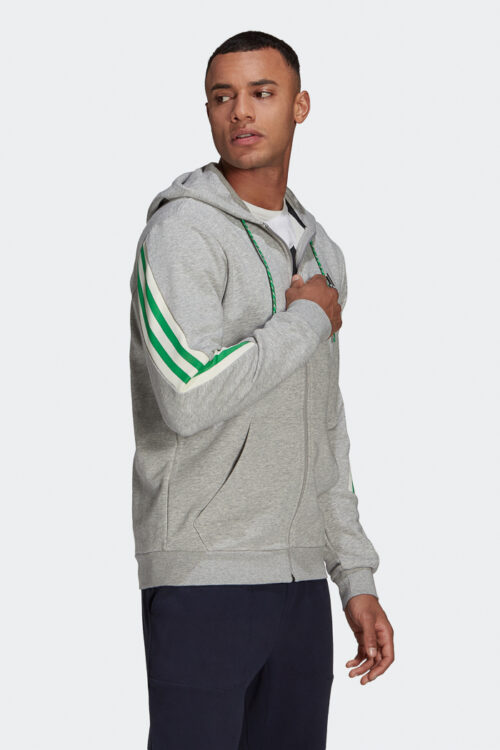 adidas Sportswear 3-Stripes Tape Full-Zip Sweatshirt-37214