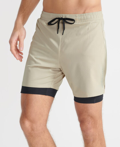 Double Layer Short-39865