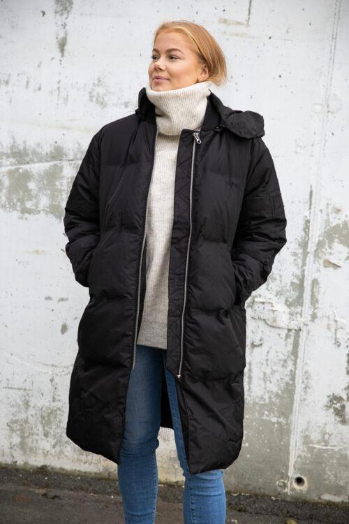 Svea Patsy Jacket Black 3Tshop.no
