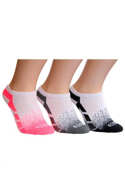 sokker sketchers 3tshop dame ankelsokker treningssokker