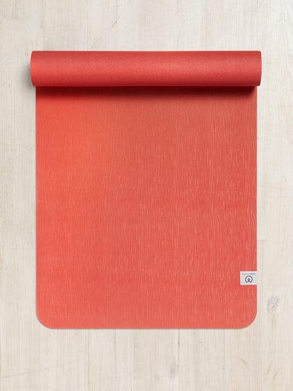 Yogamatters ECO Everyday Yoga Mat-Flame Orange