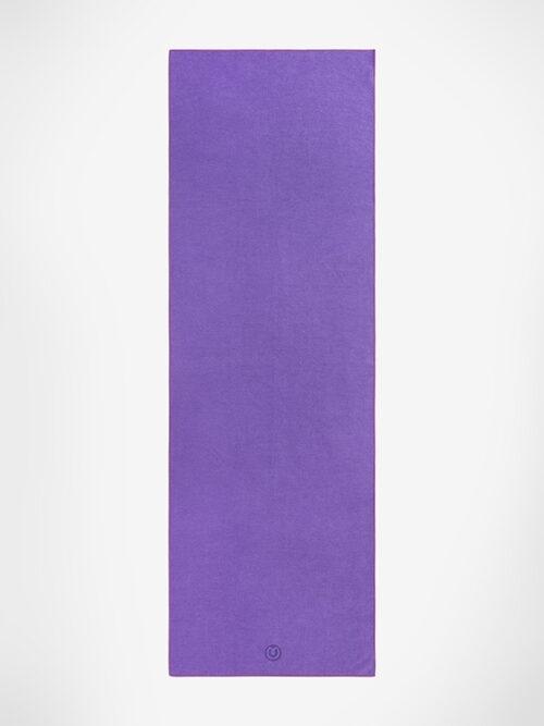 Yogamatters The Grippy Yoga Mat Towel-Purple