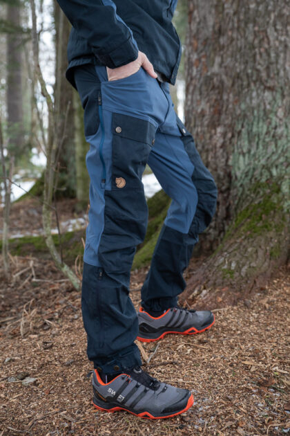 Fjällräven Keb Trousers M 3Tshop.no blueturbukse herre
