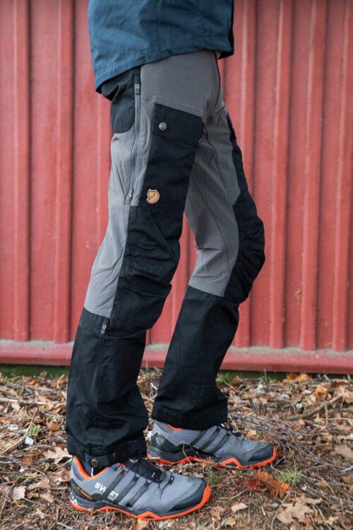 Fjällräven Keb Trousers M 3Tshop.no grey gråturbukse herre