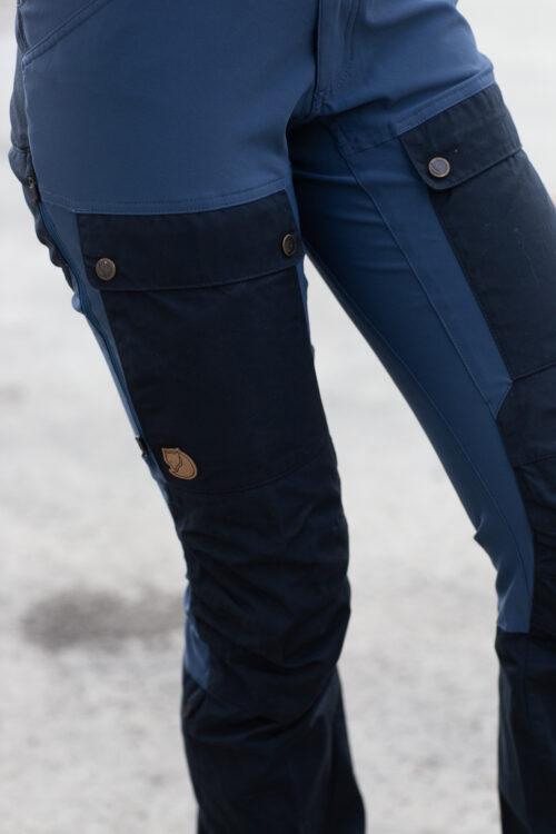 Fjällräven Keb Trousers Curved Women 3Tshop.no