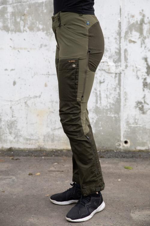 Fjällräven Keb Trousers Curved W