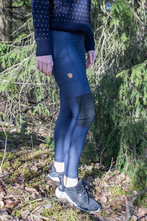 Fjellreven Abisko Trekking Tights W dame turtights 3Tshop
