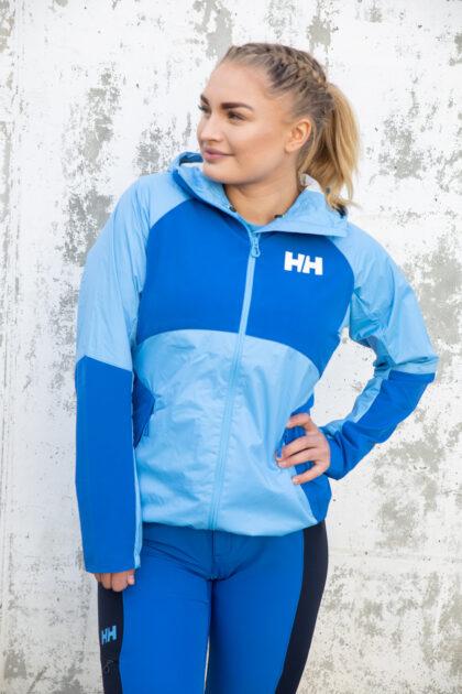 Helly Hansen W Vanir Heta Jacket-Cornflower