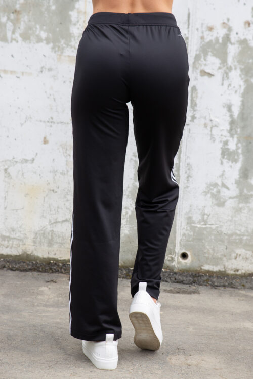 adidas D2M Straight Fitted Knit 3 Stripes Long Pant