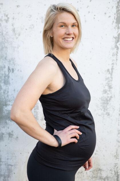 Reebok Seamless Maternity Tank