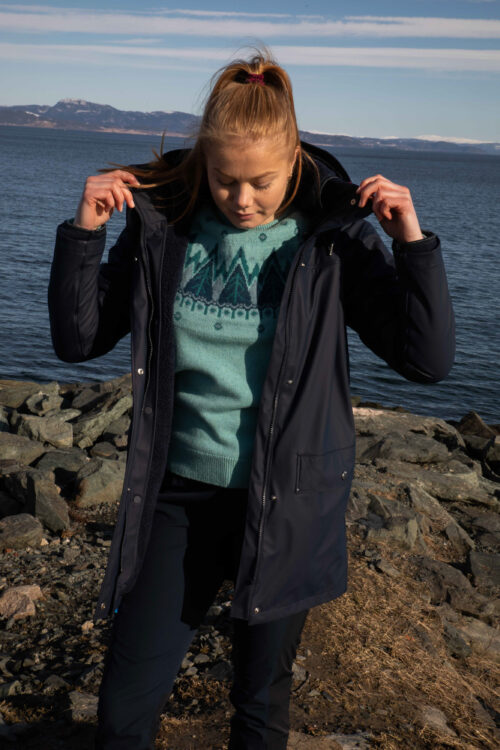 Helly Hansen W Moss Ins Coat 3Tshop.no