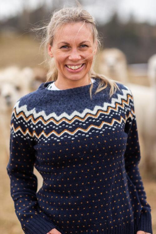 Fjällräven Övik Knit Sweater W
