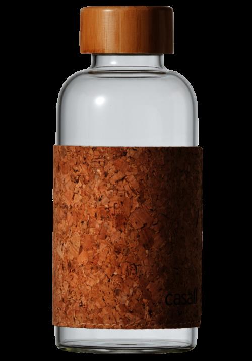 Casall Cork glass bottle 0,5L