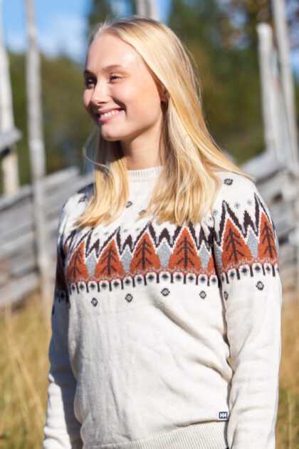 hellyhansen-dame-wool knit sweater-ullgenser-62928-011
