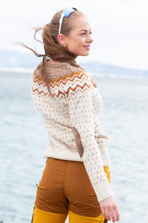 Övik Knit Sweater W-41165