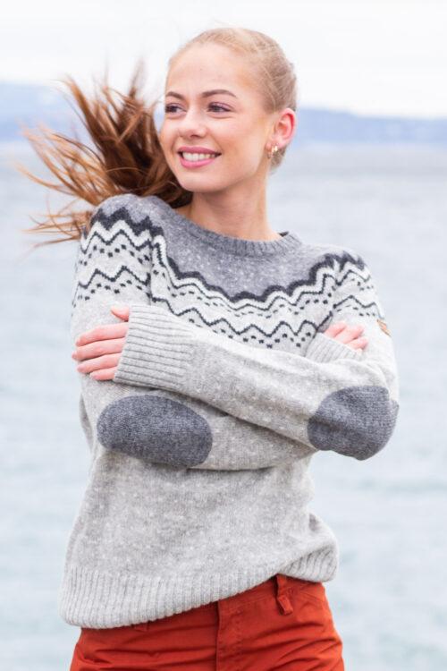 Övik Knit Sweater W