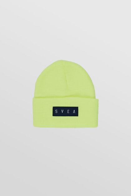 Svea Alex Hat Neon Yellow