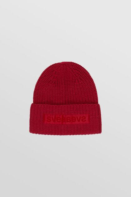 Svea Big Badge Svea Hat Red