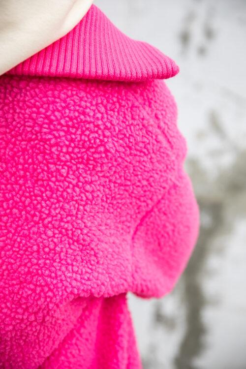 Svea Kathryn Pile Zip Sweater 3Tshop.no