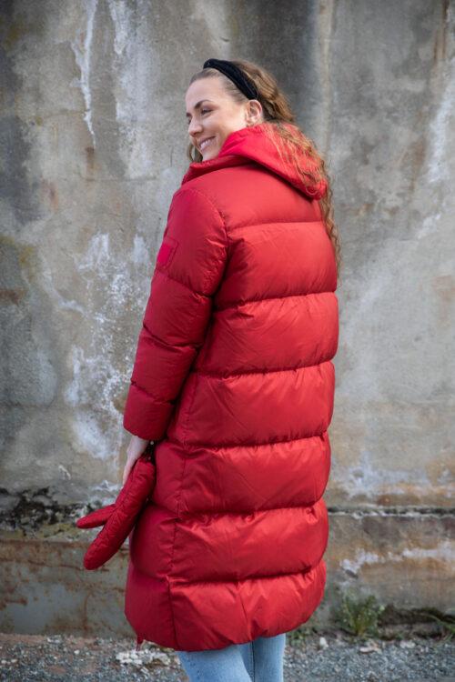 Elina Jacket Red 3Tshop.no