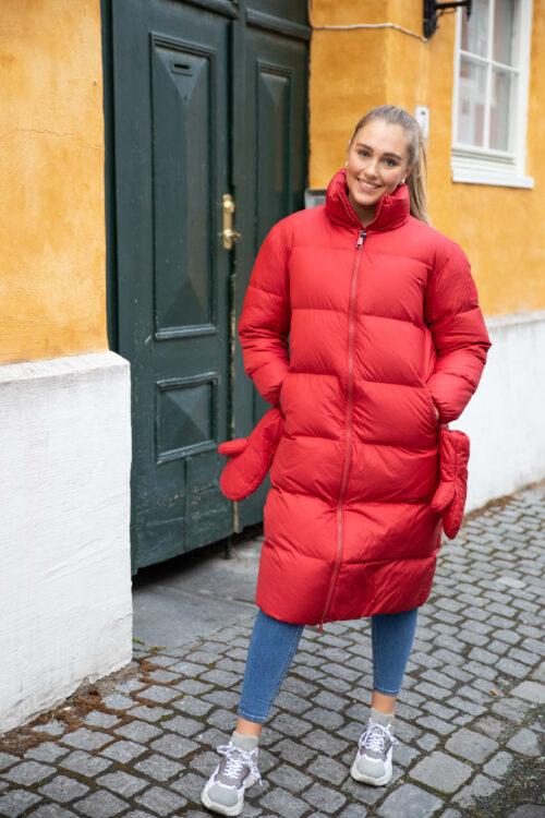 Elina Jacket Red-21993