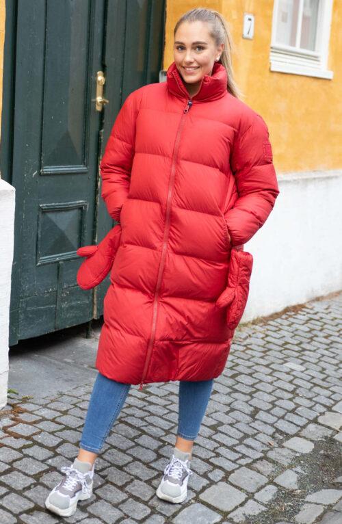 Elina Jacket Red-21994