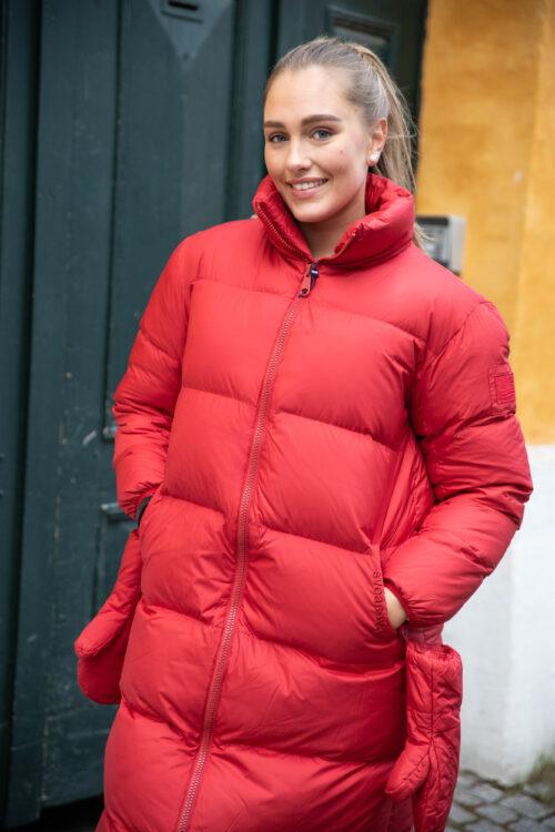 Elina Jacket Red-21990