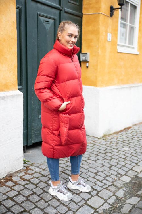 Elina Jacket Red-21992