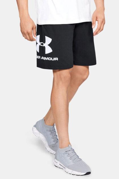 Under Armour Sportstyle Cotton Logo Shorts
