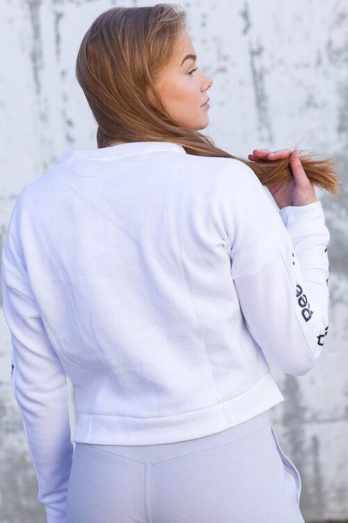 Linear Logo Crew Sweatshirt-28152