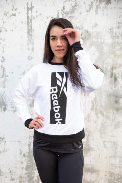 Reebok Workout Ready Big Logo Cover-Up